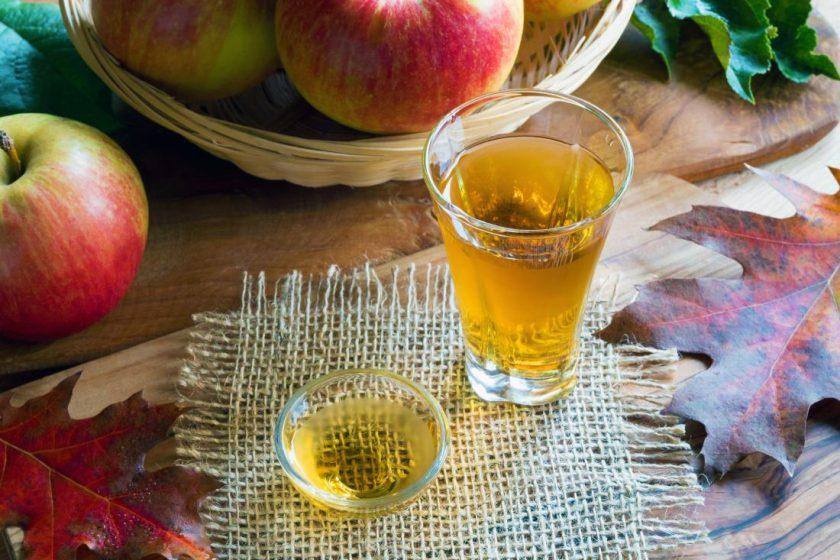 Jabolčni Kis detoksifikacija telesa: Ali deluje?