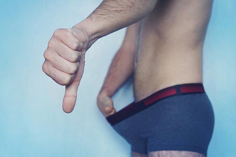 Kako poteka zdravljenje erektilne disfunkcije?